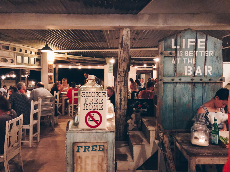 Best Restaurants in Tulum: Posada Margherita